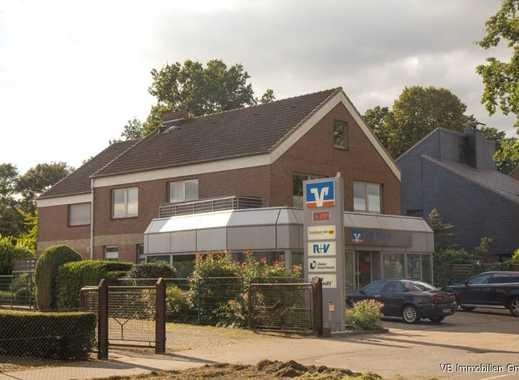 Investieren Sie jetzt! Tolle Gewerbefläche und vermietete Wohnung in 1 A Lage von Halstenbek!
