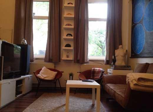 Hannover Ricklingen - Möbliertes 23qm Zimmer zur Zwischenmiete in netter 2er WG