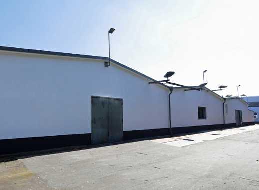 Lager-/Produktionshalle mit Büro in Rellingen