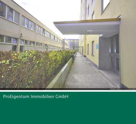 Familienfreundliche 4 - Zi Whg. mit optimalem Grundriss in Neuhausen (München)