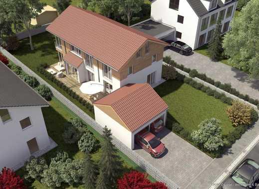 LAYER HAUS AG: Neubauvorhaben    elegante Doppelhaushälfte i