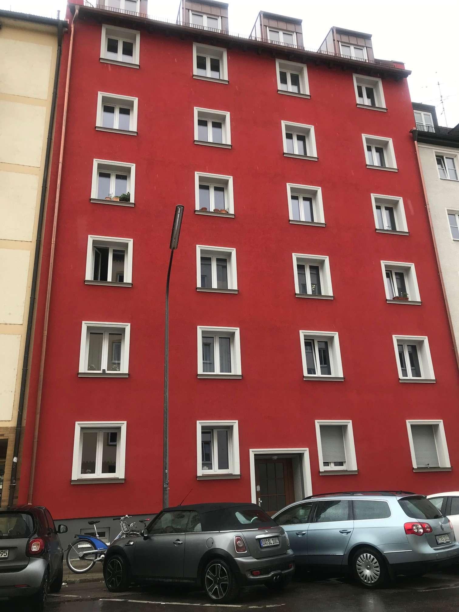 Isar:Neue großzügige  5-Zimmer Dachgeschoß-Maisonette-Wohnung mit nutzbarer Dachterrasse