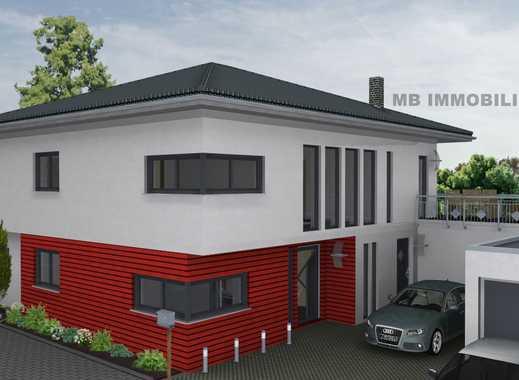 Moderne Stadtvilla in MG-Bonnenbroich, inkl. Grundstück, Fußbodenheizung, Rollläden, schlüsselfertig