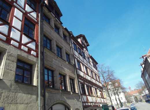 Möblierte Altstadtperle im historischen Altbau