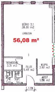 AdL 8 EG - Büro 2.1