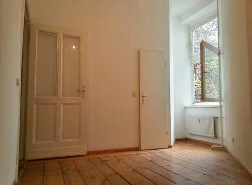 2 Zimmerwohnung in Neuköln - Parkett - Dusche - Balkon - ca. 53 m² - 879 € warm