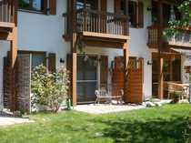 1-Zimmer-EG-Apartment mit Gartenanteil in ruhiger