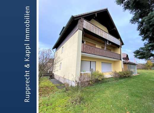 Lukratives Mehrfamilienhaus mit neuem Dach und neuer Heizung (7,6% Rendite) in MItterteich