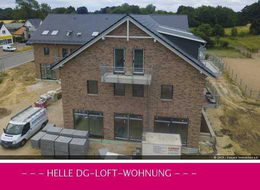 Extravagante Loft-Atelier-Wohnung - lichtdurchflutet - über 50 m² offener Wohnbereich
