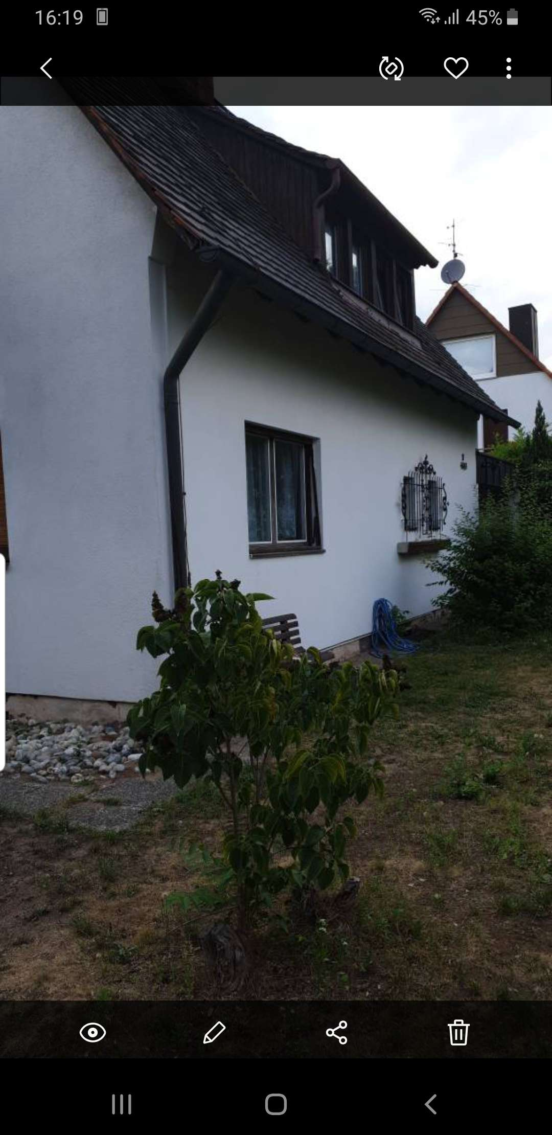 Schöne zwei Zimmer Wohnung in Nürnberg, Katzwang, Reichelsdorf Ost, Reichelsdorfer Keller