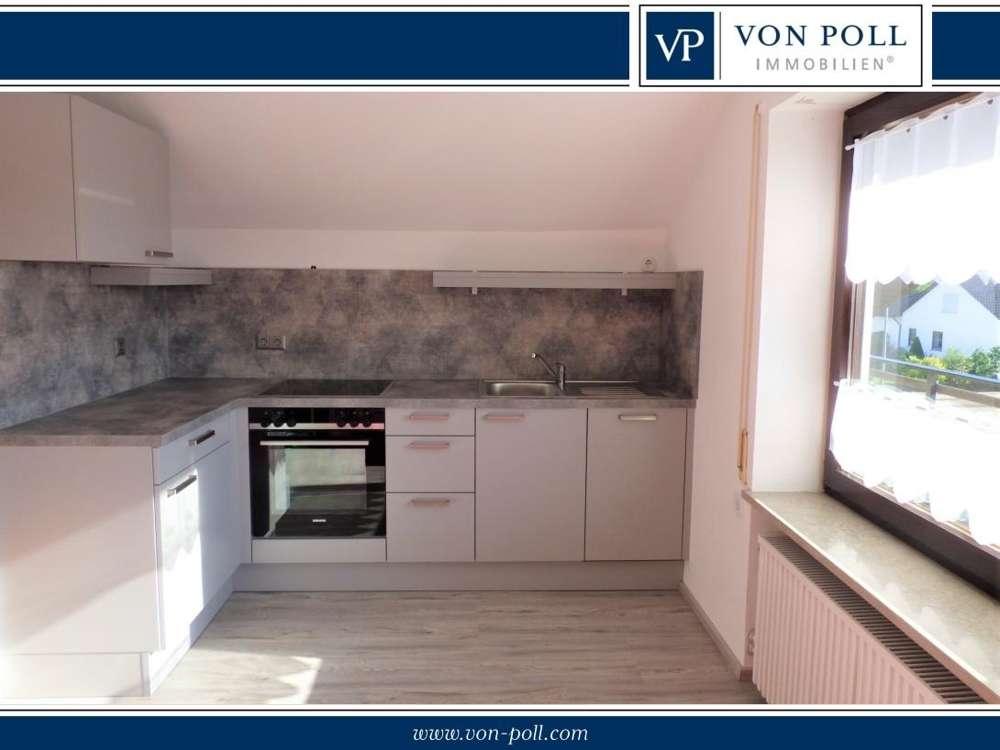 Singles und Paare aufgepasst! Gemütliche Wohnung mit neuer EBK in Kaisheim in Kaisheim