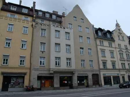 Isarnahe 4 Zimmer WG Wohnung neu renoviert in Ludwigsvorstadt-Isarvorstadt (München)