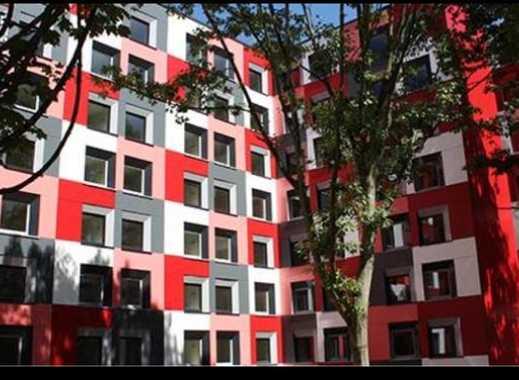 Möbiliertes 14qm Zimmer in netter WG im Studentenwohnheim