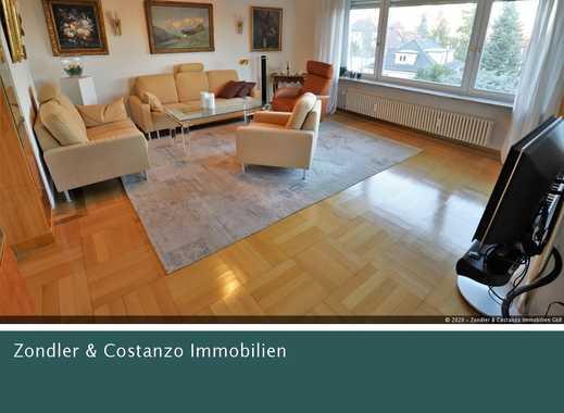 S-West: Schöne, helle 4,5-Zi.-Wohnung in gefragter Halbhöhenlage