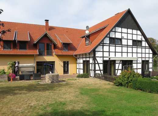 Außergewöhnliches Landhaus mit zwei Wohnungen