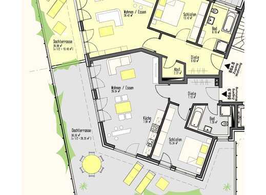 Moderne Penthouse-Eiegntumswohnung