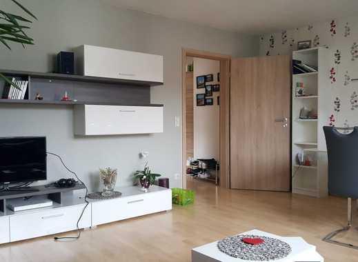 Geräumige, gepflegte 2-Zimmer-Dachgeschosswohnung zur Miete in Büchenbach