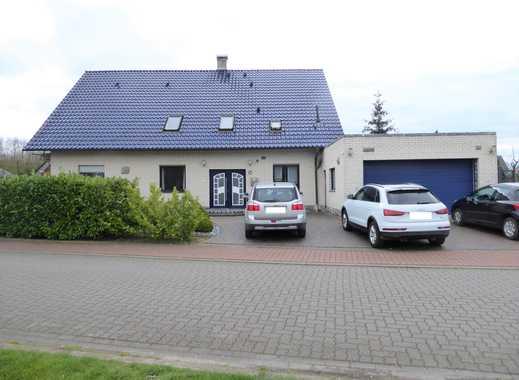 Einfamilienhaus mit großzügigem Garten, Wintergarten, ELW und Doppelgarage