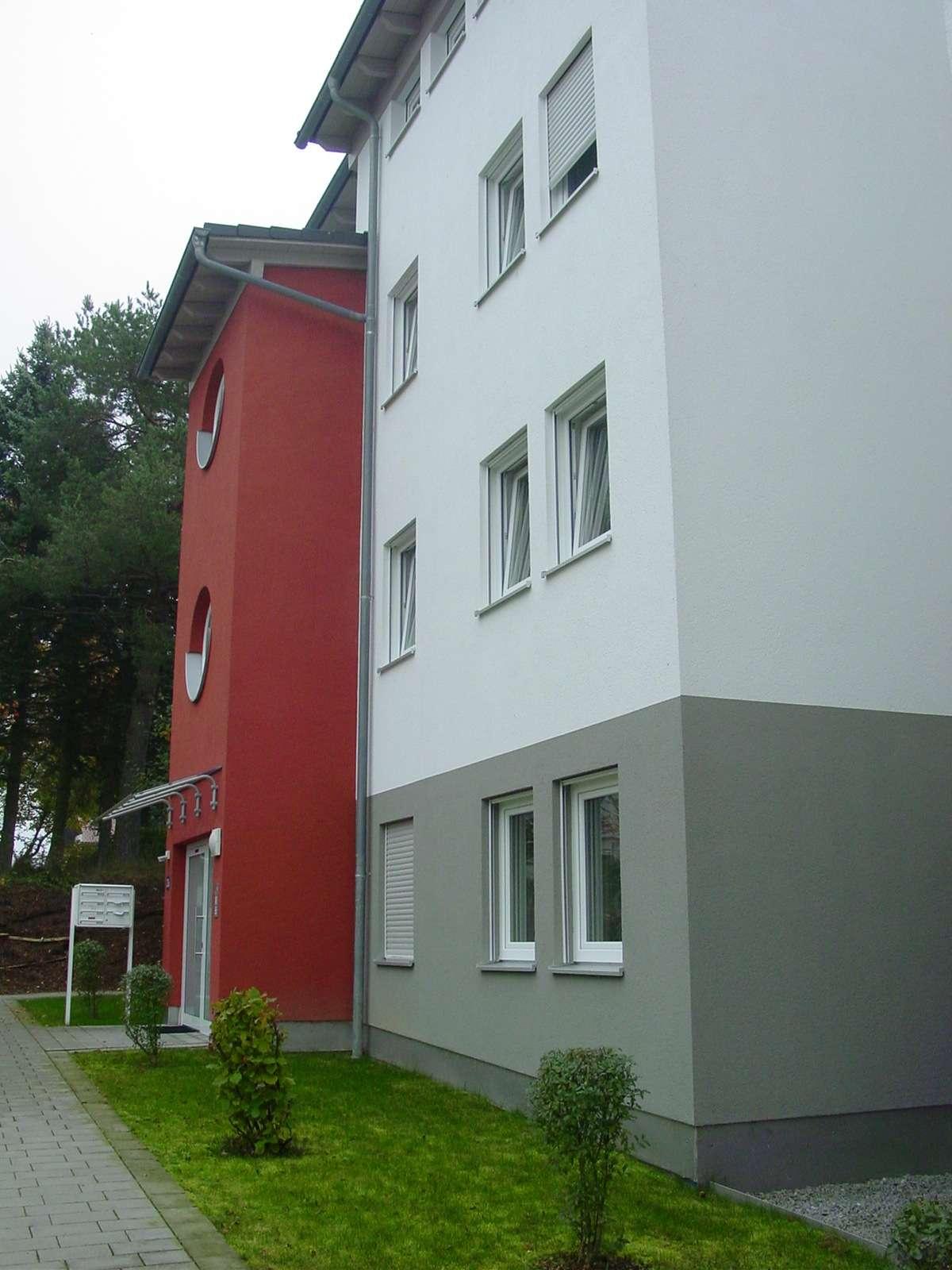 Neuwertige 3 Zimmer Wohnung in Deggendorf in