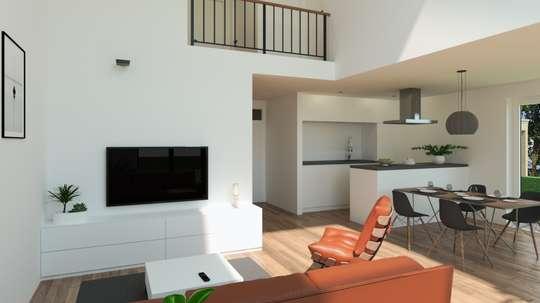Ihr neues Zuhause in  WOB-Rossinistraße - Energieeffiziente Stadthäuser KfW 55
