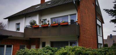 Löhne Gohfeld - Gemütliche 2-Zimmer Dachgeschoss-Wohnung mit Mini-Balkon!