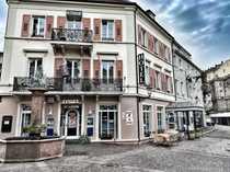 Historisches Hotel im Herzen von Baden-Baden