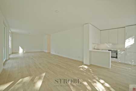 Komfort und Eleganz - moderne 4- Zimmer- Neubauwohnung mit Garten  in Harlaching (München)