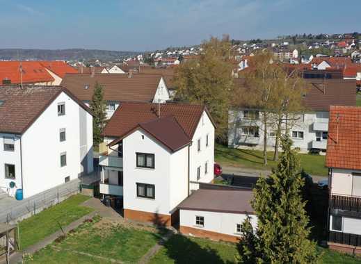 Keine Käuferprovision! Zweifamilienhaus – ruhige Wohnlage in Herbrechtingen -  großer Garten