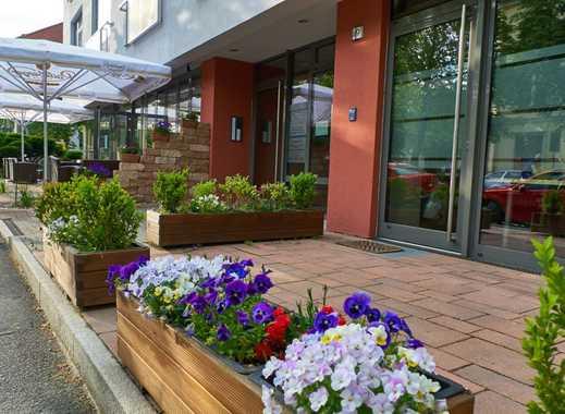 Modernes Café/Bistro in Desden-Striesen