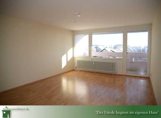 1 Zimmer Wohnung im gepflegten Mehrfamilienhaus