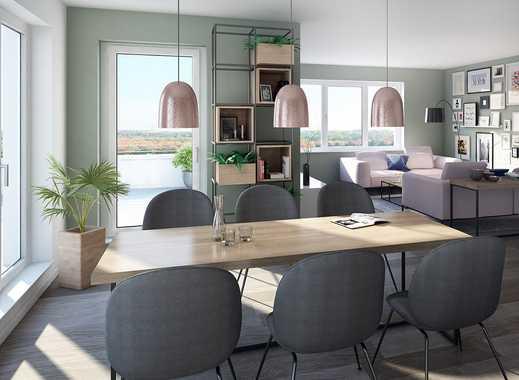 Helligkeit und Weitblick! 3-Zimmer-Wohnung mit modernem Wohnkomfort und sonnigem Balkon
