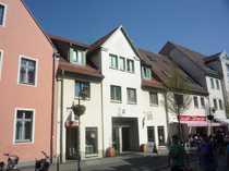 Bild Helle, voll möblierte 2-Zimmer-Wohnung im 1. OG in Fußgängerzone von Sömmerda zu vermieten!