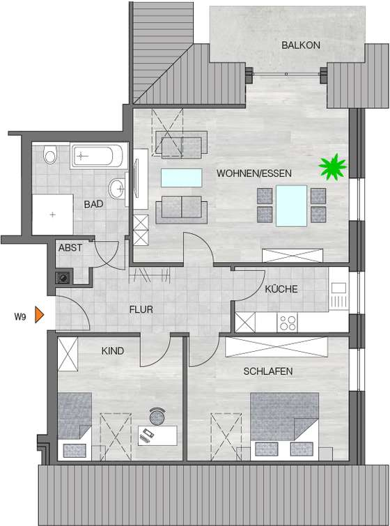 9_Wohnung_DG