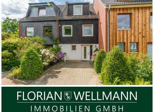 Bremen - Lehesterdeich   4-Zimmer-Reihenmittelhaus mit Entwicklungspotenzial in angenehmer Lage