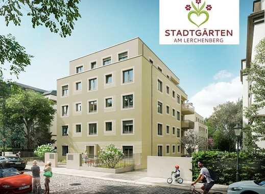 Perfekt geschnittene 4 Zimmer-Wohnung mit Süd-West-Balkon