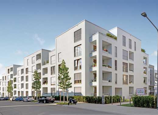 Stadtgärten Henninger Turm - Charmante 2-ZI.-WOHNUNG in ERSTBEZUG - Perfekte City-Wohnung zum Leben!