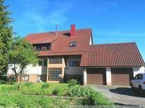 Geräumiges 2-Familienhaus mit Doppelgarage Nebengebäude