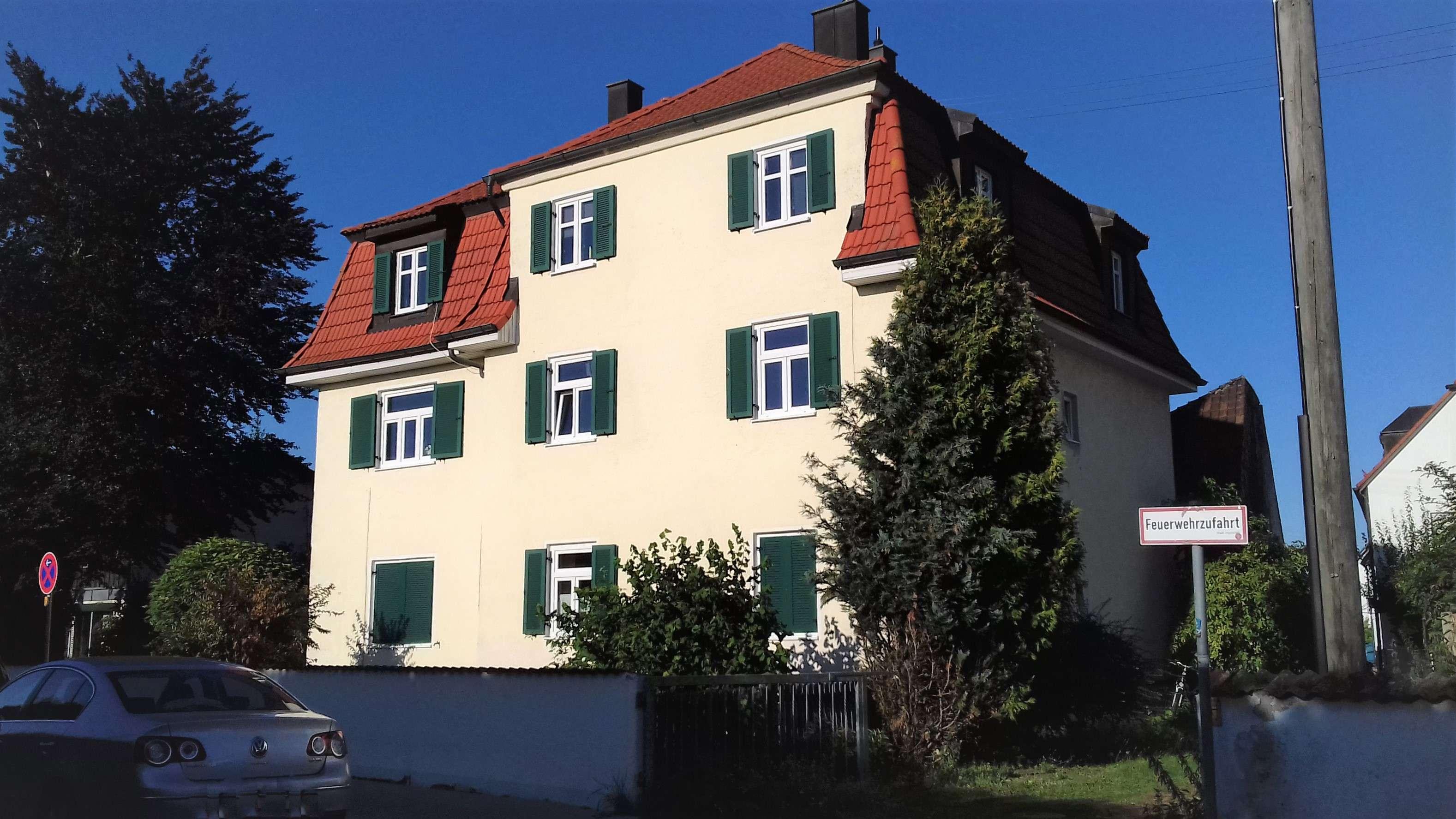 """Helle große Wohnung """"klassischer Altbau Stil"""" für Liebhaber, zentrale Lage IN Ringsee in Südost (Ingolstadt)"""