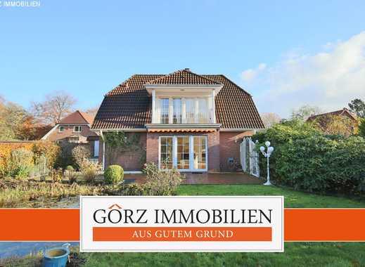 Geschmackvolles Haus mit Doppelgarage in begehrter Lage von Norderstedt