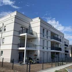 Neubau: Exklusive 3-Zimmer Staffelgeschosswohnung mit Terrasse, EBK, Klimaanlage, Aufzug……