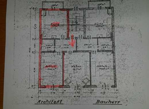 Günstige 2-Zimmer-Wohnung in Bochum