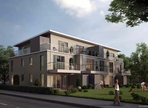 Mietwohnung im Neubau! 3-Zimmer Penthousewohnung in Moorrege!