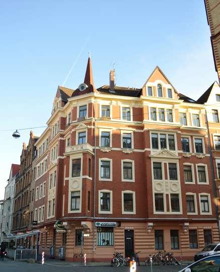 Hannover-Nordstadt: Vermietete 1-Zimmer-Eigentumswohnung zu verkaufen
