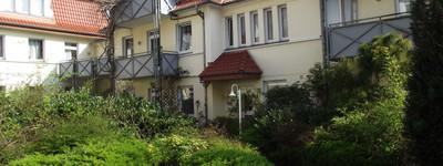 Innenstadt von Bad Oeynhausen in Bahnhofsnähe