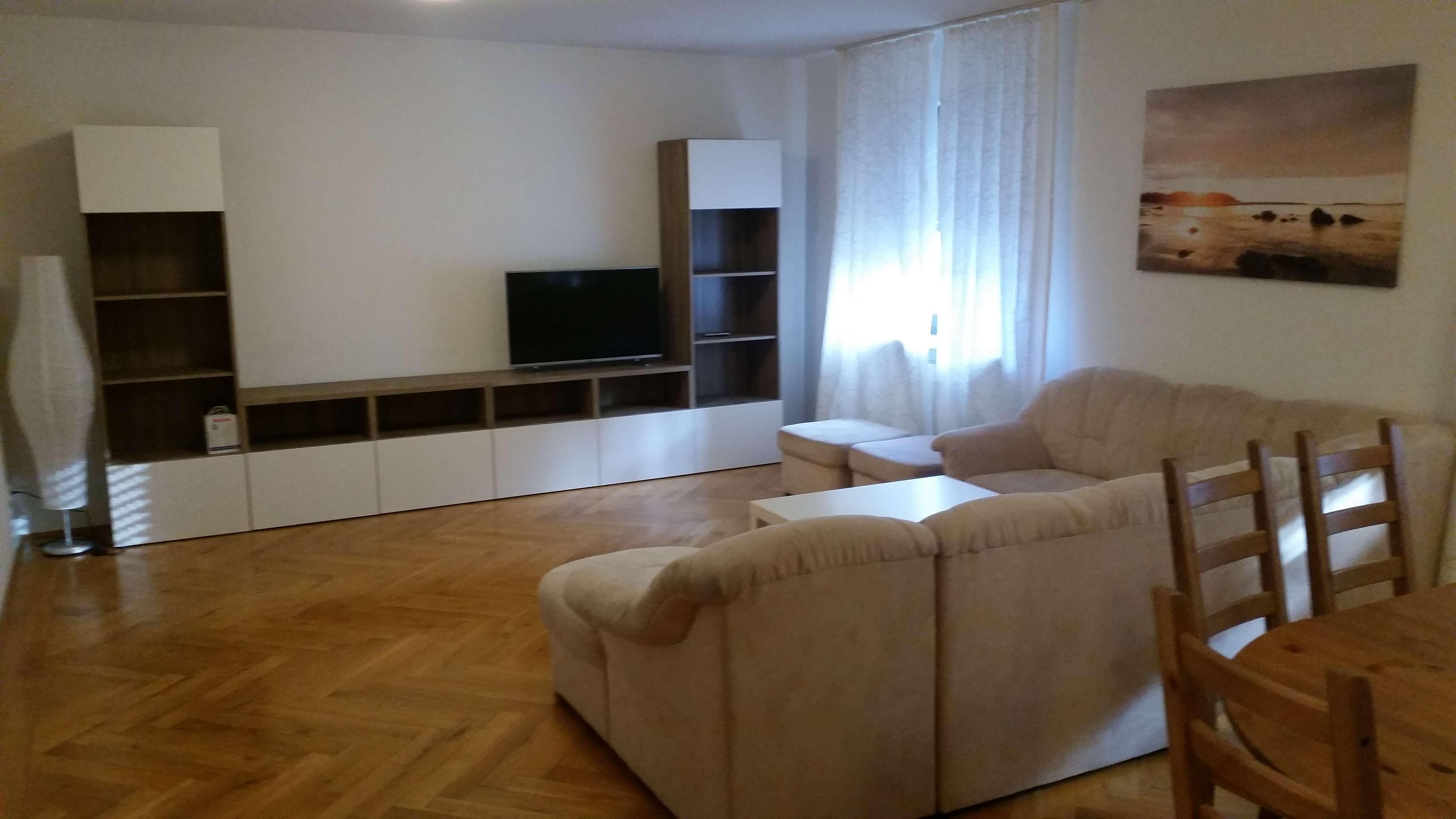 Schöne, möblierte 2-Zimmer Wohnung in St. Johannis, Nürnberg in