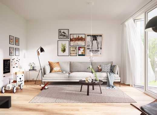 Duisbuger Reihenmittelhaus bietet Ihnen Wohnglück auf
