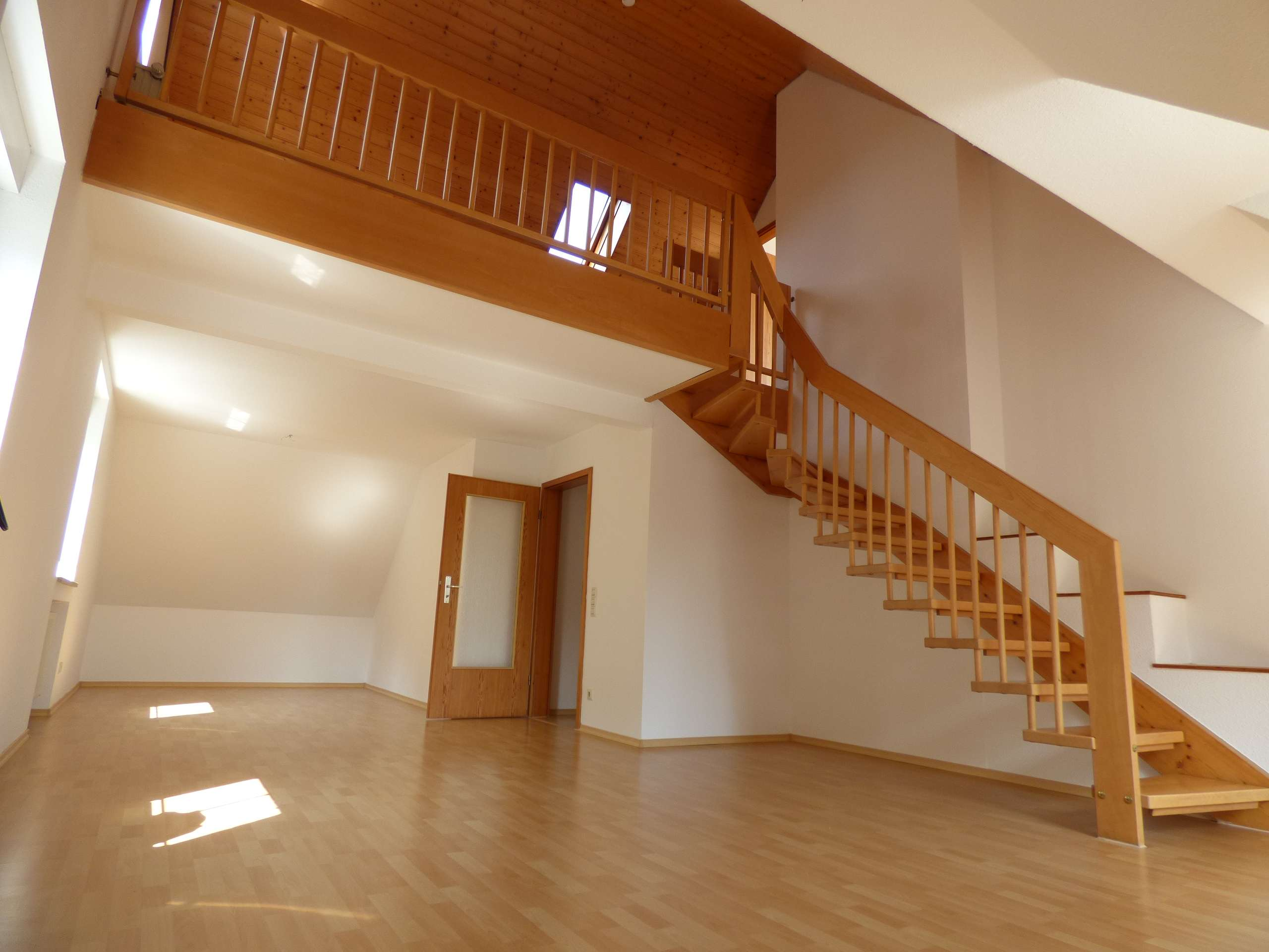Schöne 3-Zimmer-Galeriewohnung in Ottobeuren zu vermieten!!!