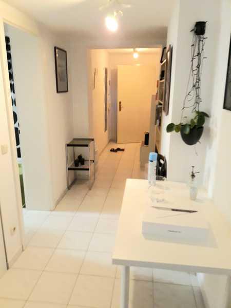 Möbliertes 1-Zimmer-Apartment mit Wohnküche in Großhadern, München in Hadern (München)