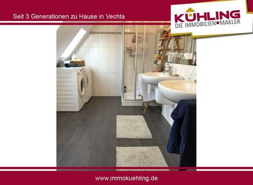 Gemütliche 4 Zimmer Wohnung im Süden von Vechta