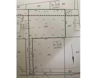 Priort, Wohnhaus Bebauung ! Hammerparzelle ! Einfamilien bzw. Doppelhaus geeignet ! in Wustermark